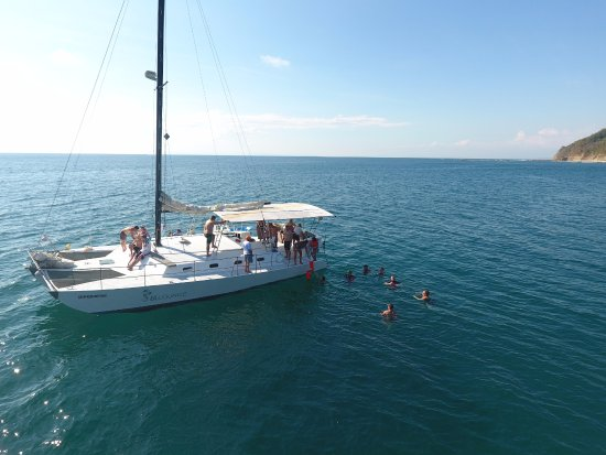 Sea Lounge Catamaran