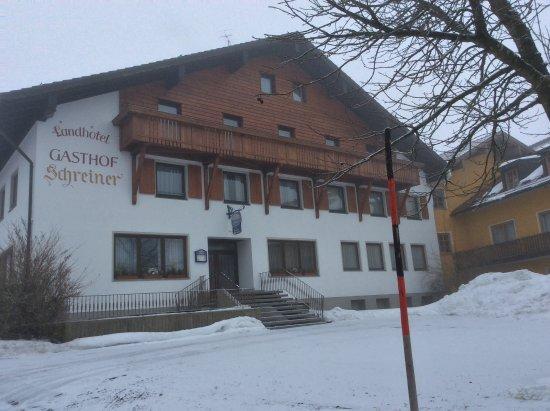 Hohenau, Alemania: Front entrance