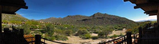 مارانا, Arizona: Room 2710 - Dove Mountain - View from balcony