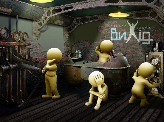 """Escape Rooms """"Exit"""""""