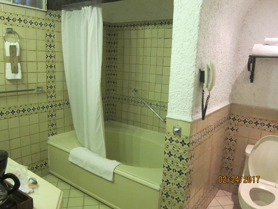 Casa Santo Domingo: Bathroom