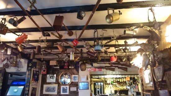 Rhayader, UK: Nice Collection