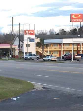 Saint George, Южная Каролина: KFC