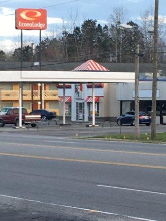 Saint George, SC: KFC