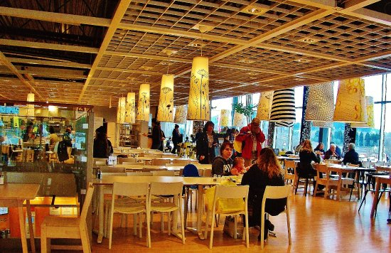 Ikea Cafe By Front Windows