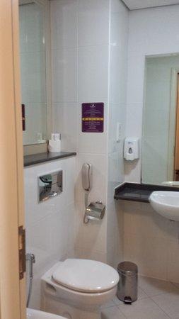 Foto de Premier Inn Dubai Silicon Oasis Hotel