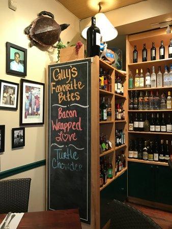 Green Turtle Inn: More wines