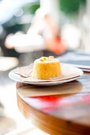 Πραχράν, Αυστραλία: mandarin & polenta cake