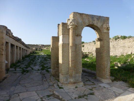 Teboursouk, Tunísia: Musti, Tunisia