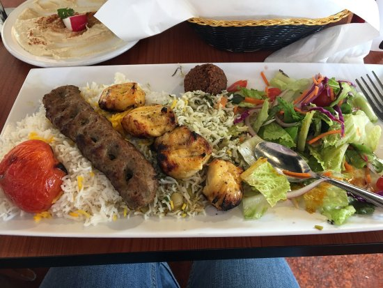 Photo of Mediterranean Restaurant Noon O Kabab at 4661 N Kedzie Ave, Chicago, IL 60625, United States