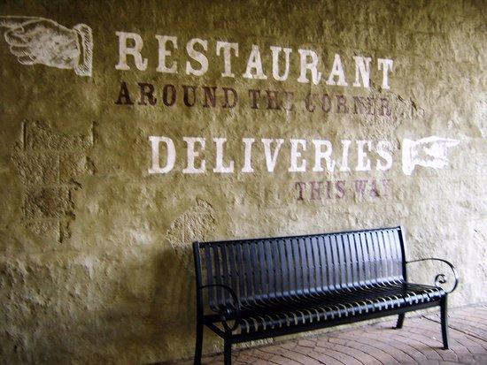 El Dorado Hills, Kaliforniya: Restaurante