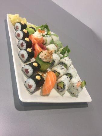 Salon-de-Provence, Francja: Hai Sushi