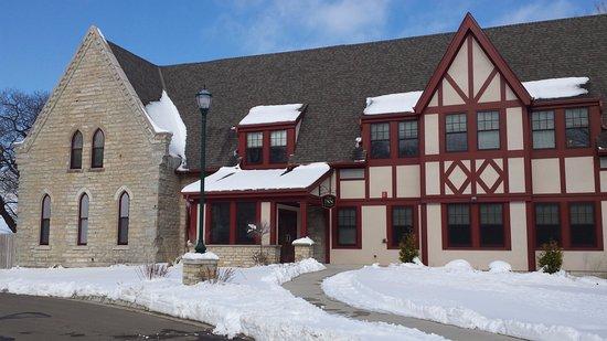 Faribault, MN: The Inn at Shattuck-St. Mary's