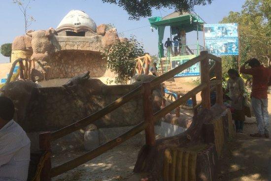 Mehsana, الهند: Children park