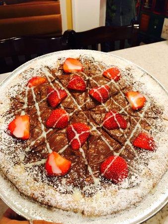 San Mateo, CA: Chocolate and Strawberry