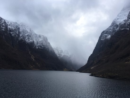 Norway in a Nutshell: Fjords in winter