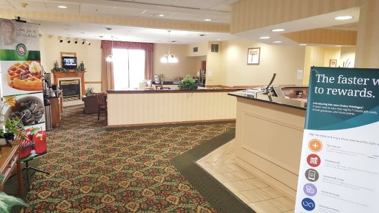 Rushville, IN: Reception