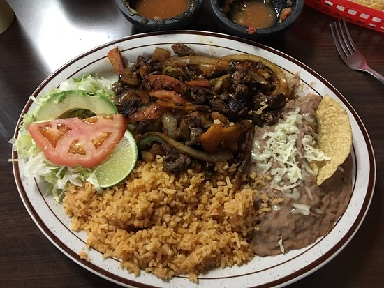 Hobart, IN: Best Mexican around. Wonderful service and food every time we've gone.