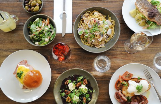 Robe, Australia: Shared meals is what it's all about @ No.4