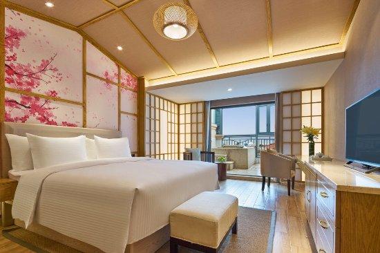 Wanda Realm Xiamen North Bay: 豪华温泉套房