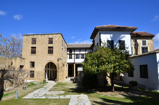Ethnological Museum House of Hadjigeorgakis Kornesios