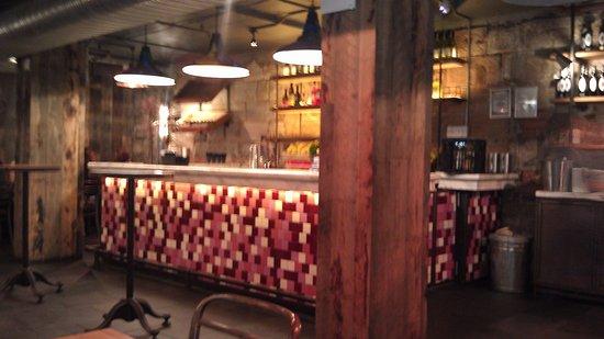 Jamieu0027s Italian: Basement Bar At Jamieu0027s Brisbane