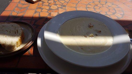 Russell, Nueva Zelanda: seafood cremy