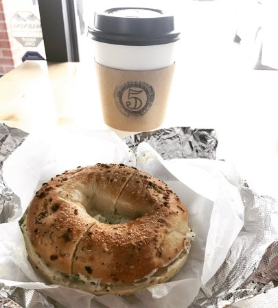 5 Borough Bagels