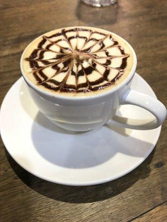 Photo of Cafe Abaco Libros y Cafe at Calles De La Iglesia Yy Mantilla 3 - 86, Cartagena 130001, Colombia