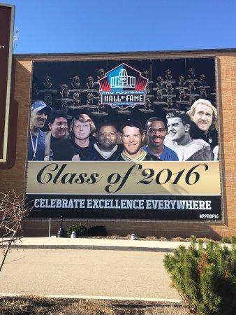 Pro Football Hall of Fame照片