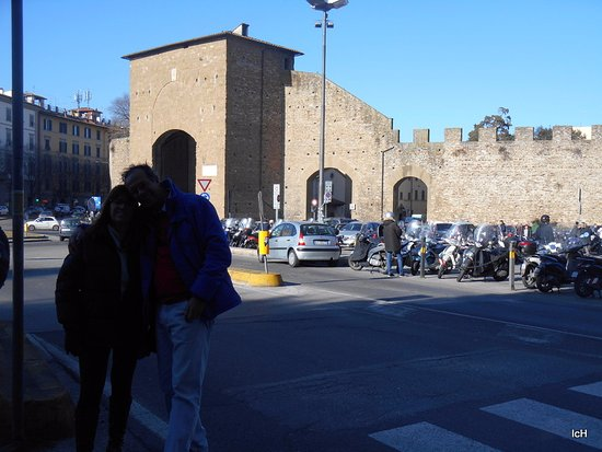Photo of Monument / Landmark Porta Romana at Piazzale Di Porta Romana, Florence 50123, Italy