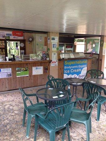Daintree, Australia: Floravilla Ice Cream Factory & Art Gallery