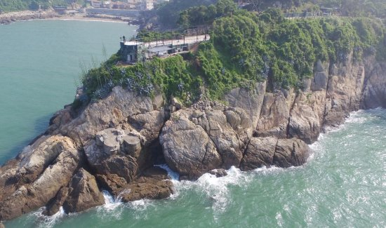 Matsu Islands, Taiwan: 55據點俯瞰圖