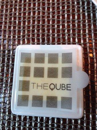 The Qube: 조식 버터