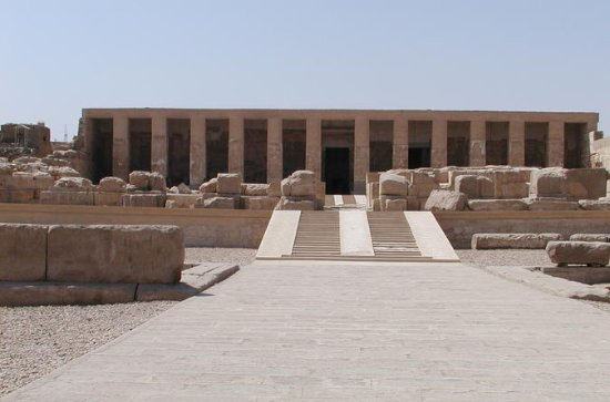 Private Tour: Dendera and Abydos...