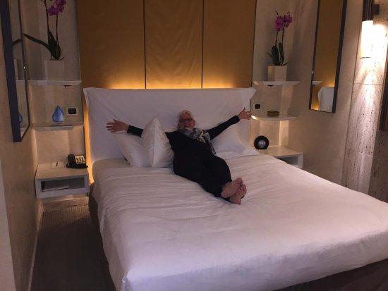 بارك حياة ميلانو: Great Bed