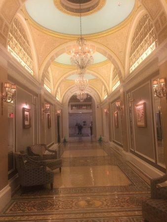 Fairmont Copley Plaza, Boston: Very pretty hotel