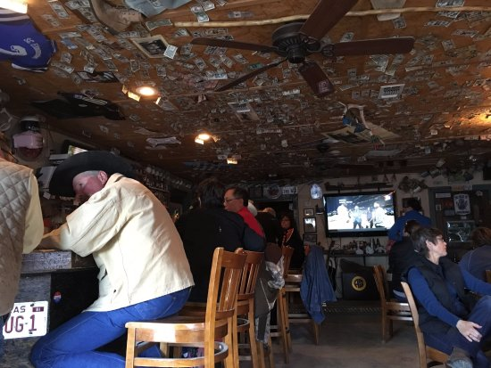 Alpine, TX: little dive bar with a lot of character
