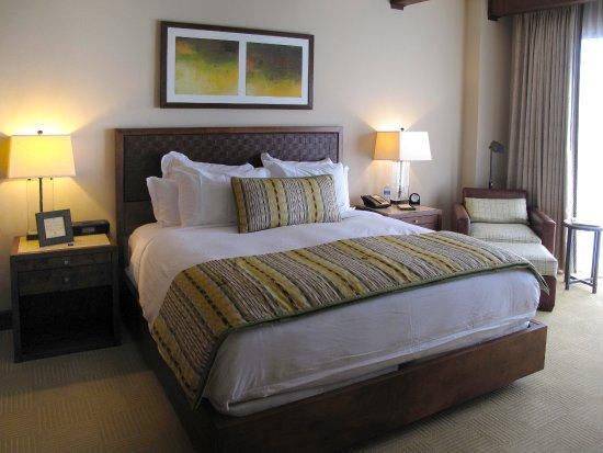 The Ritz-Carlton, Dove Mountain: Ritz Carlton - Dove Mountain - Third Floor King room - King bed