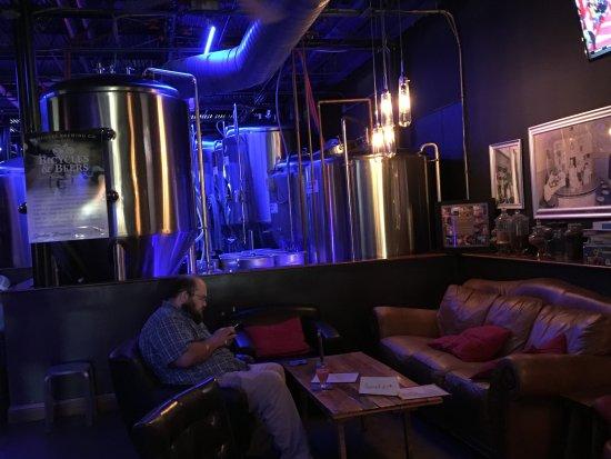 Tequesta, FL: inhouse brewery