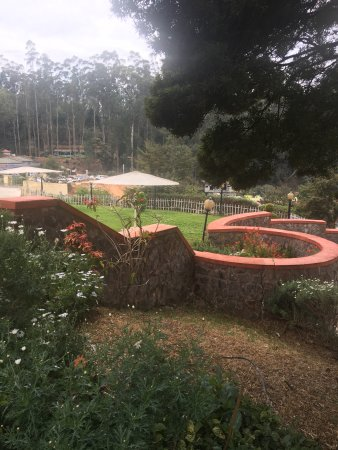 Fortune Hotel Sullivan Court : Garden and play area