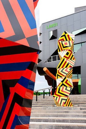 Bundoora, Australie : LUMA (La Trobe University Museum of Art)