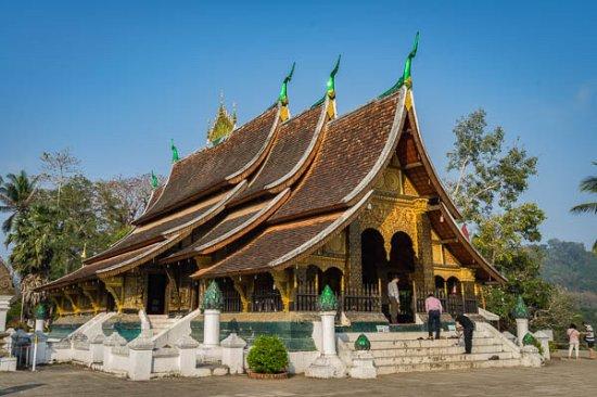 Luang Prabang – the shouldn't miss place in your Laos ... |Wat Xieng Thong Luang Prabang