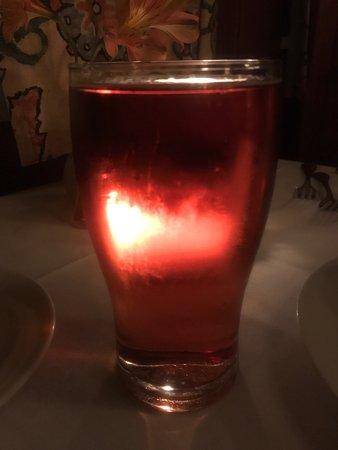 Troutdale, OR: Pomegranate Cider, excellent!