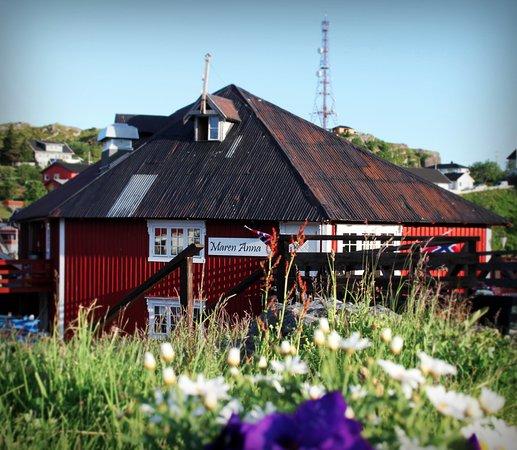 Sorvagen, Noruega: Welcome