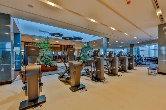 Sheraton Amman Al Nabil Hotel: Gym