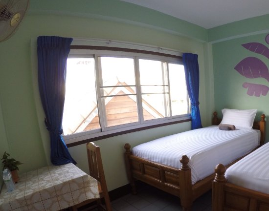 Kavil Guesthouse: Twin Room With Fan