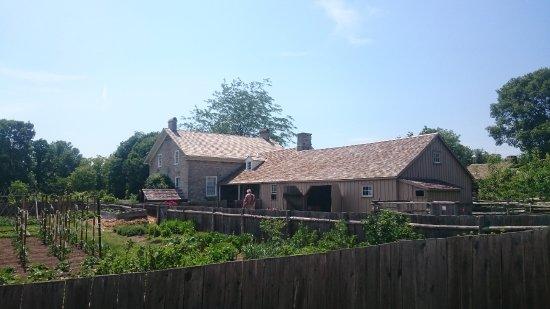 加拿大Morrisburg: Upper Canada Village