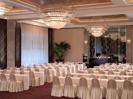 The Peninsula Manila: Rigodon Ballroom