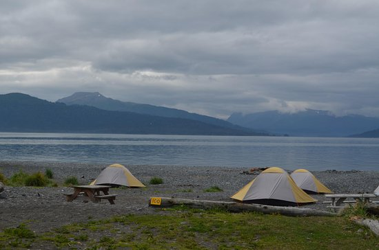 Foto de Homer Spit Campground